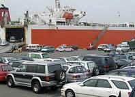 海外への輸出のイメージ
